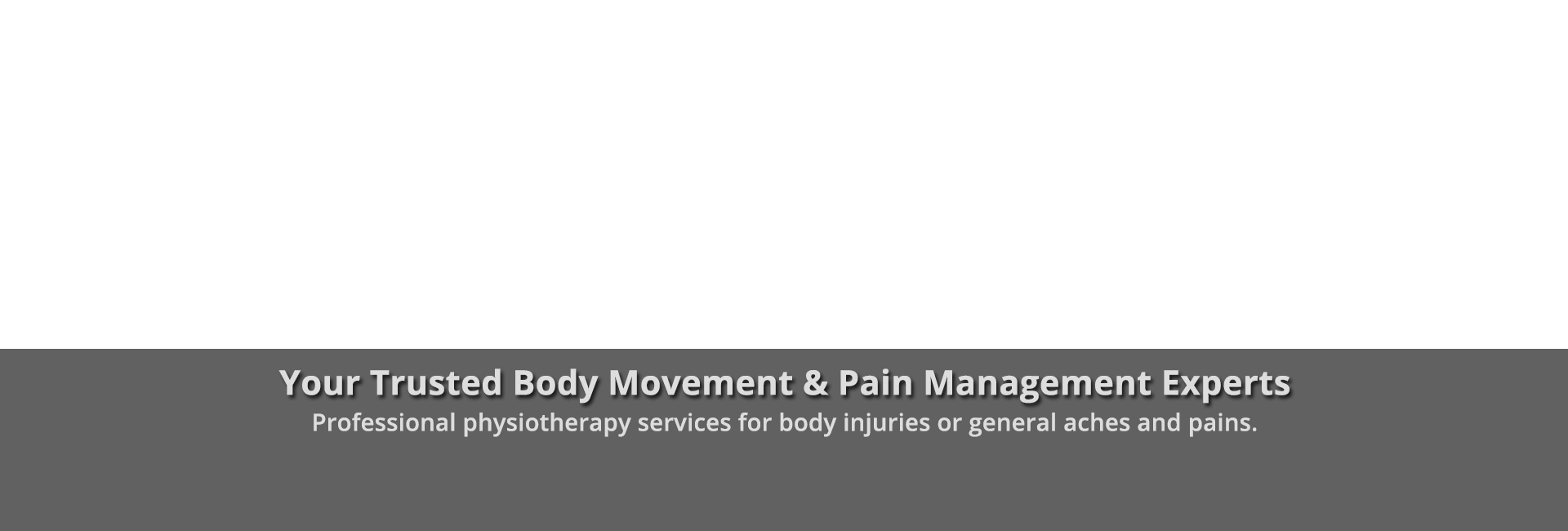 Elevation Physiotherapy & Wellness :: Professional Physiotherapy Services for Body Injuries or General Aches and Pains
