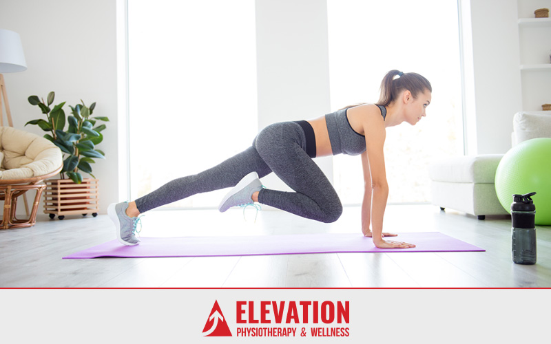Elevation Physiotherapy & Wellness :: Why Strengthen Your Hips When It's Your Knees that Hurt?