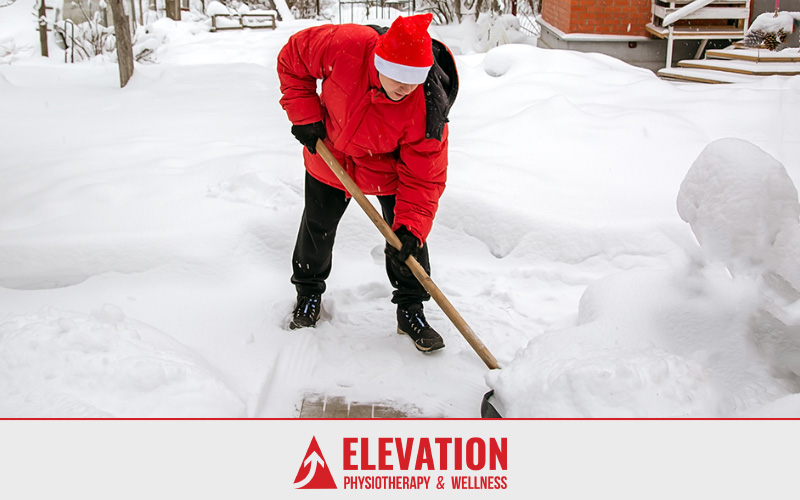 "Elevation Physiotherapy & Wellness :: Snow Shoveling Tips ... Canada's ""Other"" Winter Sport!"